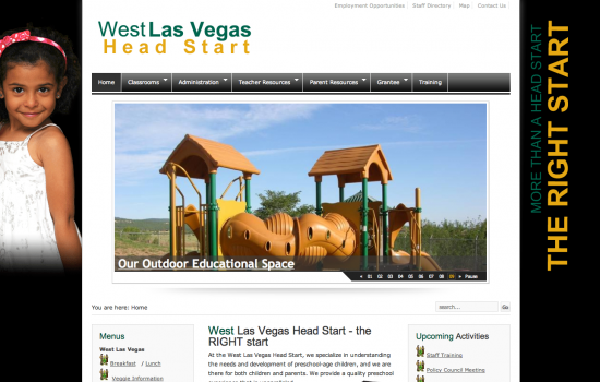 West Las Vegas Head Start by Zitro Technology Solution