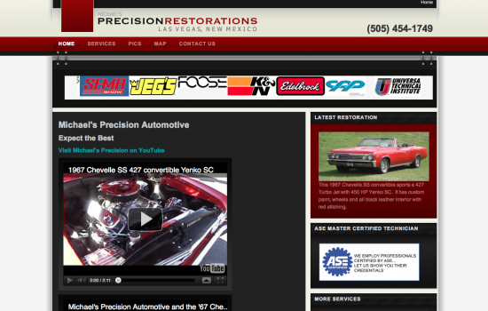 Michael's Precision Restorations
